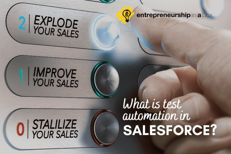 What is Test Salesforce Automation